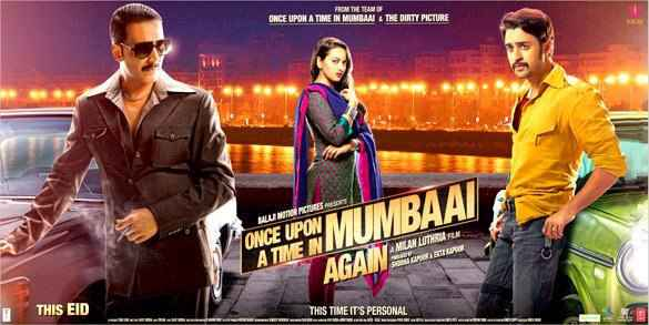 Once Upon A Time In Mumbaai Again First Look Poster