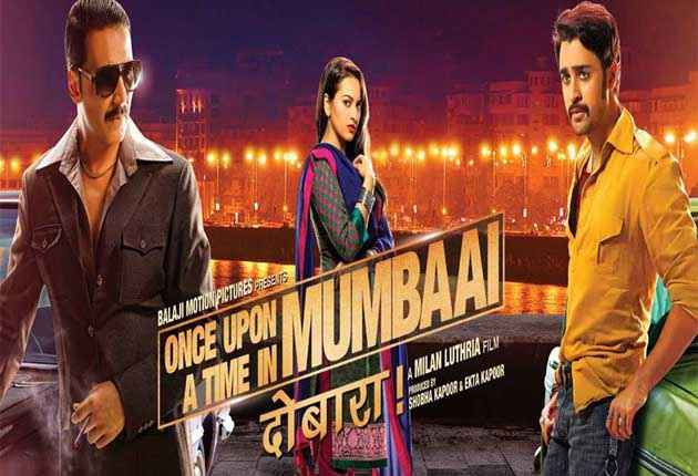 Once Upon A Time In Mumbaai Dobaara  Poster
