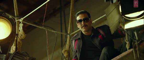 Once Upon A Time In Mumbaai Dobaara Akshay Kumar Images Stills
