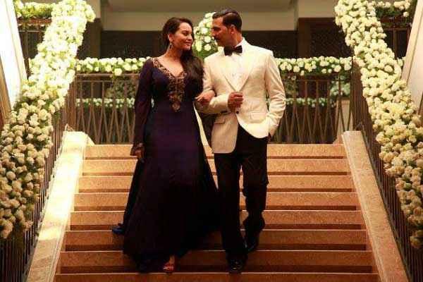Once Upon A Time In Mumbaai Dobaara Akshay Kumar Sonakshi Sinha Marriage Scene Stills
