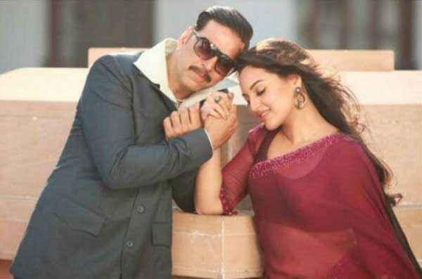 Once Upon A Time In Mumbaai Dobaara Akshay Kumar Sonakshi Sinha Romance Stills