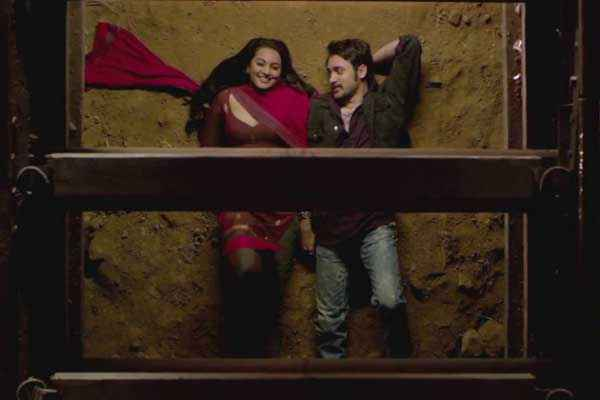 Once Upon A Time In Mumbaai Dobaara Imra Khan Sonakshi Sinha In Romantic Mood Scene Stills