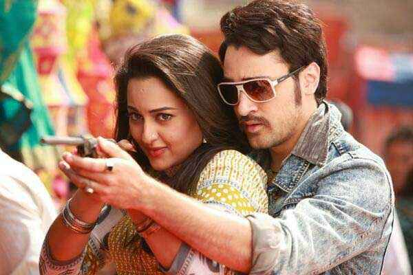Once Upon A Time In Mumbaai Dobaara Imra Khan Sonakshi Sinha Romance Stills