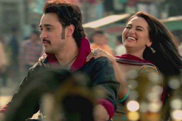 Once Upon A Time In Mumbaai Dobaara Imra Khan Sonakshi Sinha Romantic Scene Stills