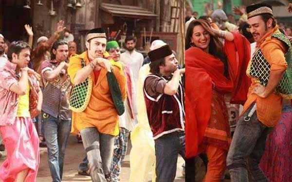 Once Upon A Time In Mumbaai Dobaara Sonakshi Sinha Imran KhanTayyab Ali Song Stills