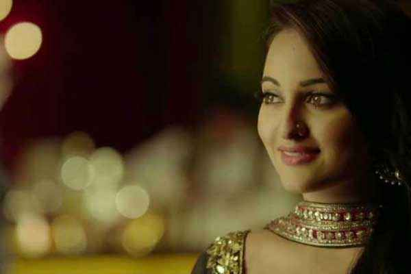 Once Upon A Time In Mumbaai Dobaara Sonakshi Sinha Stills