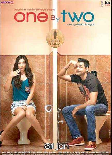 One By Two First Look Poster
