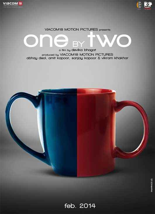 One By Two Wallpaper Poster