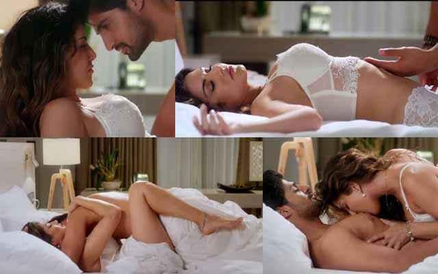 One Night Stand Sunny Leone Tanuj Virwani Hot Scene Stills