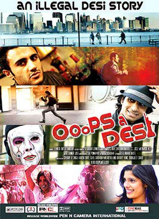 Ooops a Desi First Look Wallpaper Poster