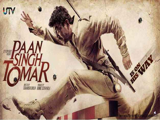 Paan Singh Tomar picture Poster