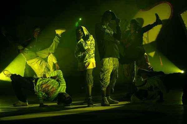 Padduram Child Dance Stills