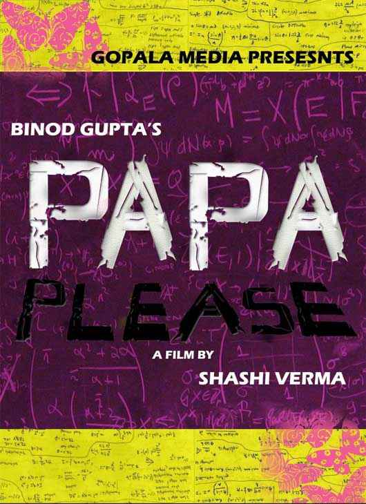 Papa Please First Look Wallpaper Poster