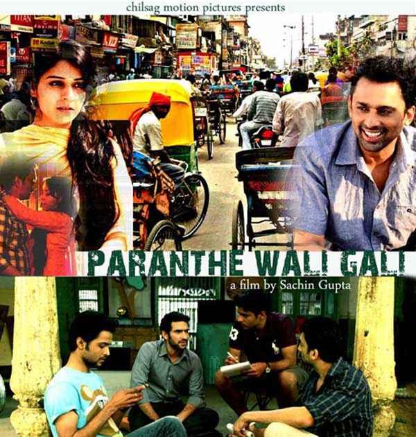 Paranthe Wali Gali Poster