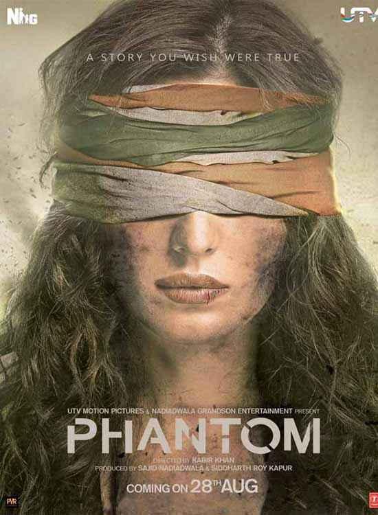 Phantom Katrina Kaif Poster