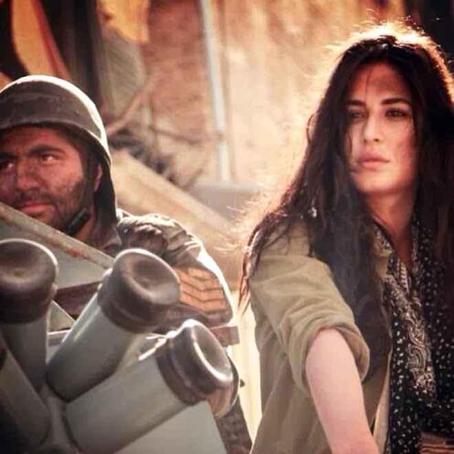 Phantom Katrina Kaif Action Scene Stills