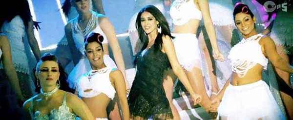 Phata Poster Nikla Hero Ileana DCruz Black Skirt Dress Stills