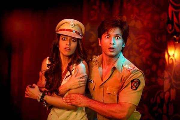 Phata Poster Nikla Hero Ileana DCruz Shahid Kapoor Comedy Scene Stills
