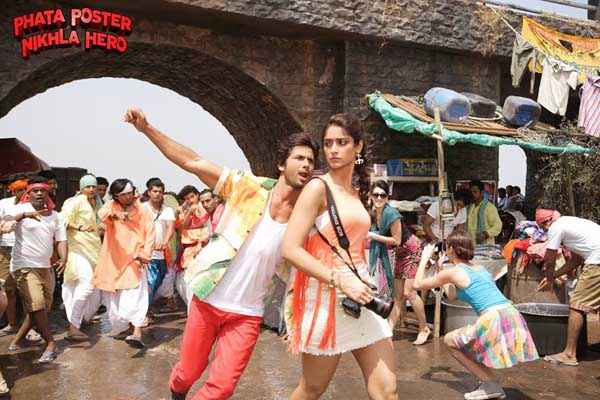 Phata Poster Nikla Hero Ileana DCruz Shahid Kapoor Stills