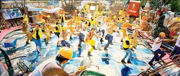 Phata Poster Nikla Hero Shahid Kapoor Dance Photos Stills