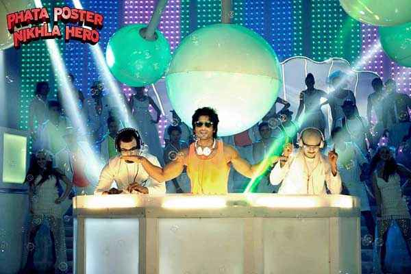 Phata Poster Nikla Hero Shahid Kapoor DJ Dance Stills