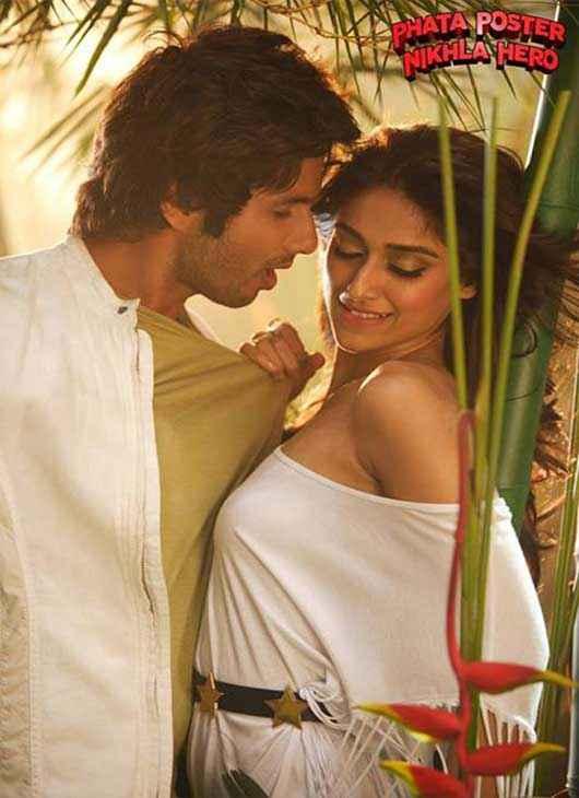 Phata Poster Nikla Hero Shahid Kapoor Ileana DCruz Hot Scene Stills