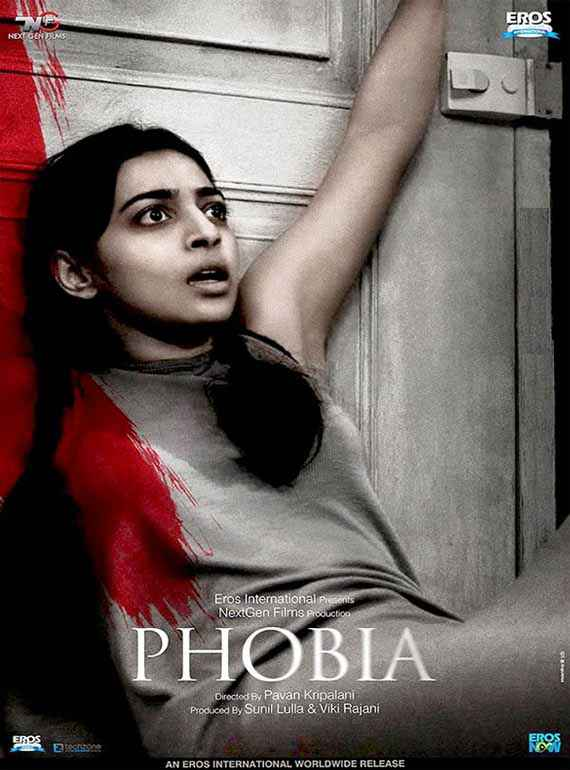 Phobia Image Poster