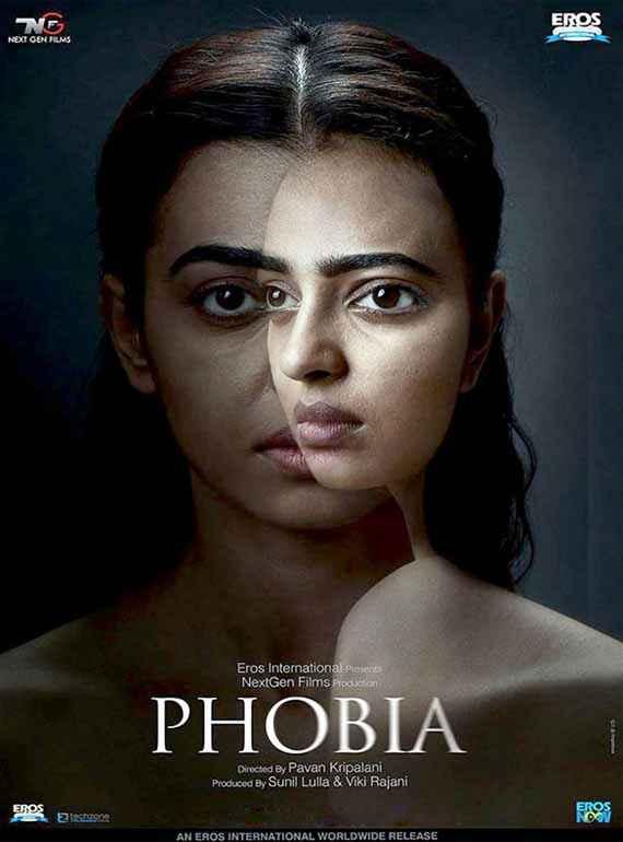 Phobia Radhika Apte Wallpaper Poster