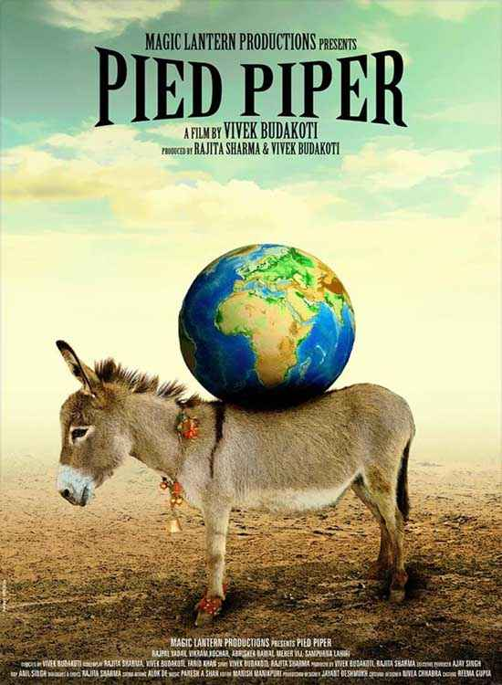 Pied Piper Poster