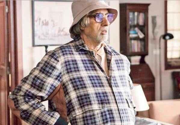 Piku Amitabh Bachchan Acting Stills
