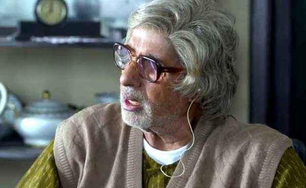 Piku Amitabh Bachchan Singing Song Stills