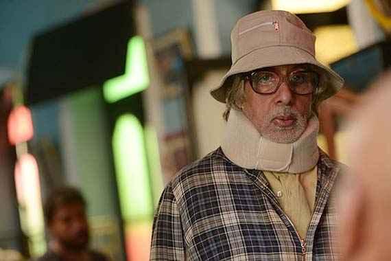 Piku Amitabh Bachchan With Cap Stills