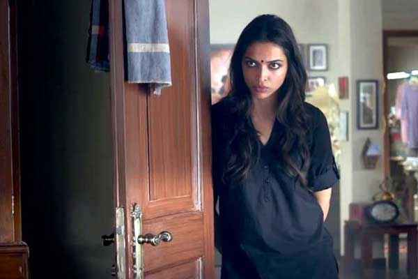 Piku Deepika Padukone Cute Eyes Stills