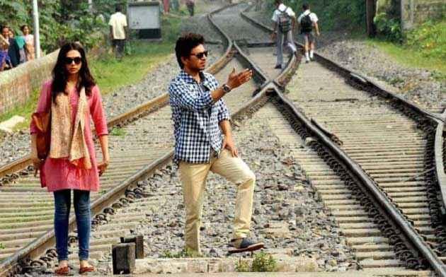 Piku Deepika Padukone Irfan Khan Pics Stills