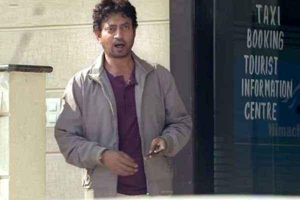 Piku Irfan Khan Acting Stills