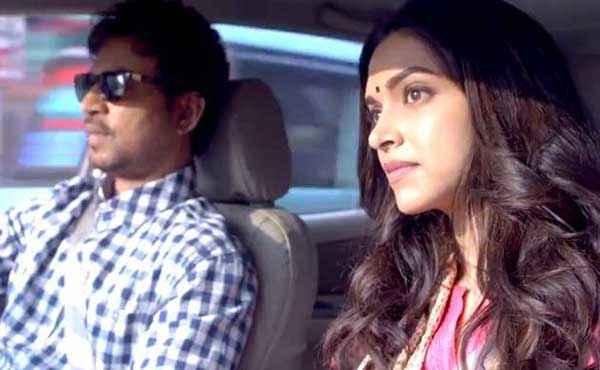 Piku Irfan Khan Deepika Padukone Stills