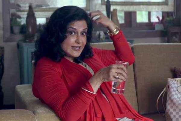 Piku Moushumi Chatterjee Stills