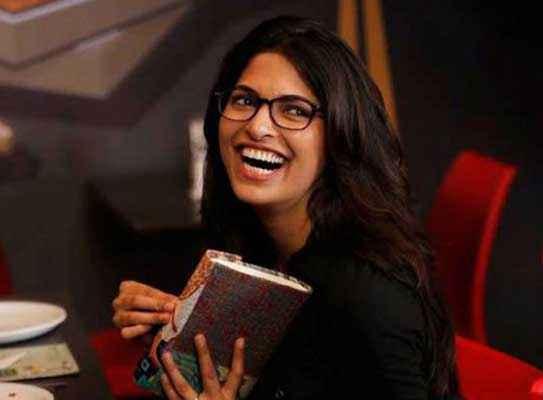 Pizza Dipannita Sharma Smiling Stills