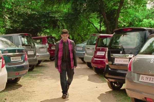 PK (PeeKay) Aamir Khan Acting Pics Stills