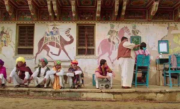PK (PeeKay) Aamir Khan Comedy Stills