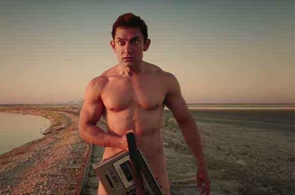 PK (PeeKay) Aamir Khan HD Wallpaper Stills