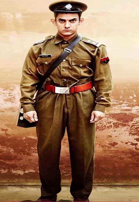 PK (PeeKay) Aamir Khan Polic Picture Stills