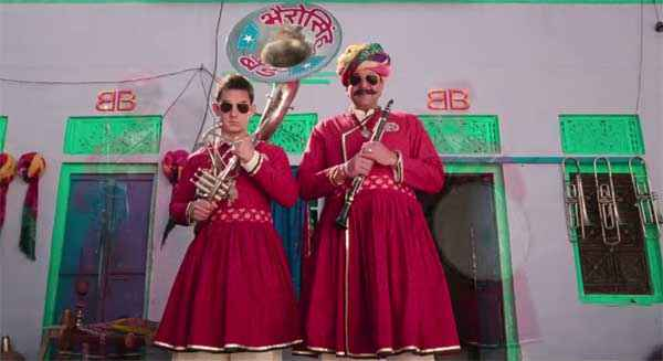 PK (PeeKay) Aamir Khan Sanjay Dutt Stills