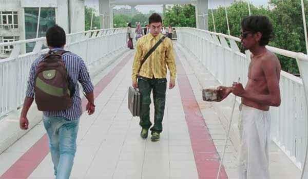 PK (PeeKay) Aamir Khan With Shootcase Stills