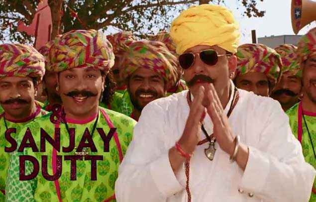PK (PeeKay) Sanjay Dutt Wallpaper Stills