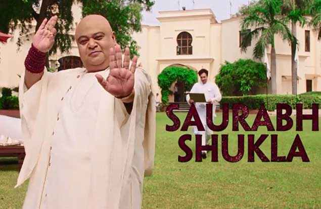 PK (PeeKay) Saurabh Shukla Stills