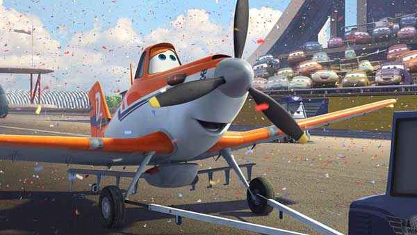 Planes Aircraft in RunWay Scene Stills