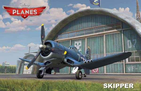 Planes Aircraft WorkShop Stills