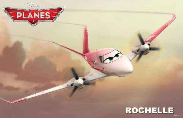 Planes Flying Scene Stills