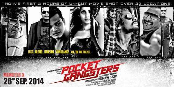 Pocket Gangsters First Look Poster